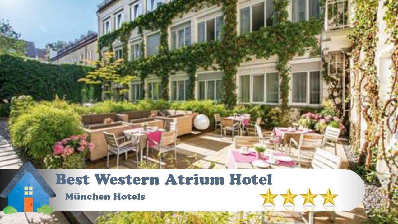 Best Western Atrium Hotel München Hotels Germany