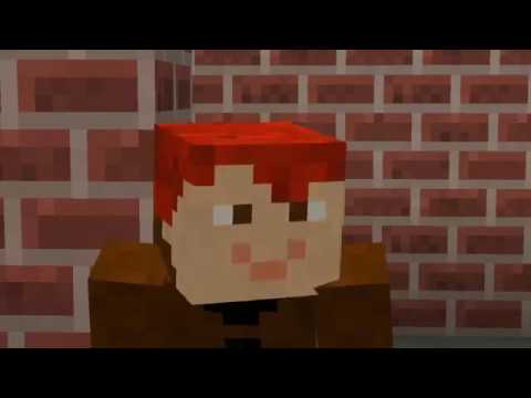 Never Gonna Give You Up IN MINECRAFT!