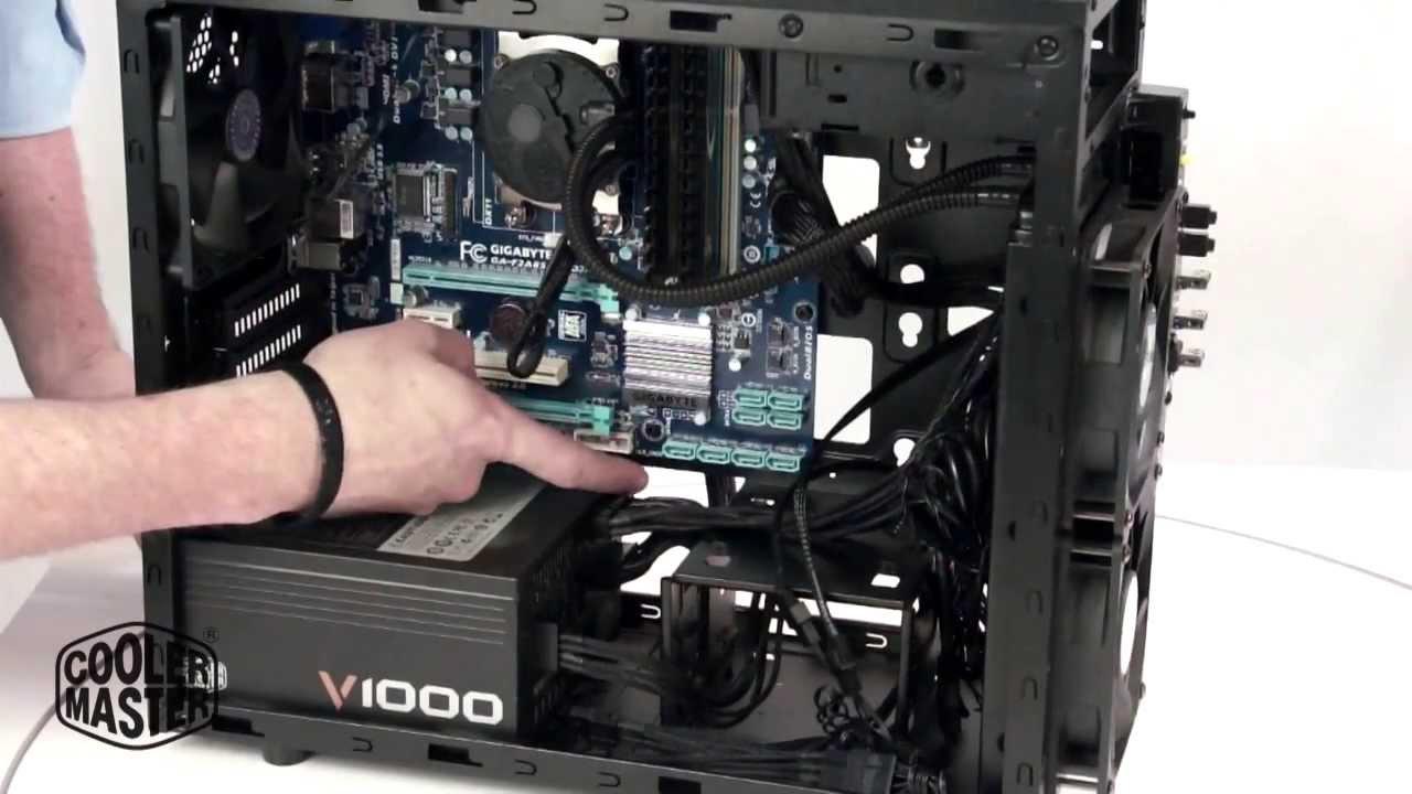 Cooler Master N300 Wiring In Addition Cooler Master N200 Cooler Master