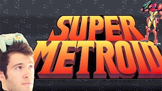 Super Metroid Review (SNES) - Good Morning Gamer