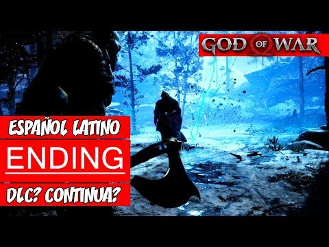 God of War PS4 | Walkthrough en Español Latino | Ending (Final Secreto)