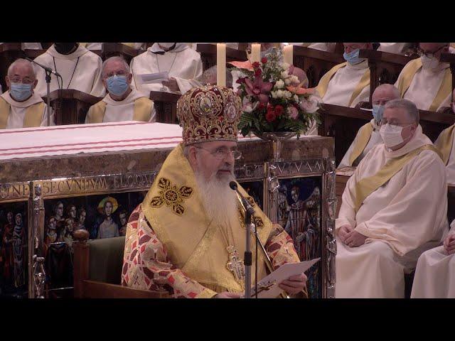 Homilia de Mns. P. Manel Nin en la benedicció abacial del P. Manel Gasch i Hurios (13 octubre 2021)