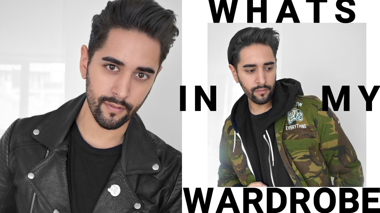 What 39 S In My Wardrobe Men 39 S Style Fashion Ootd Guide