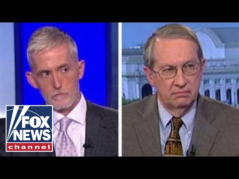 Gowdy, Goodlatte react to inspector general's report on FBI