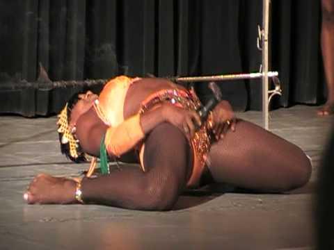 Limbo Queen Barbados 2009