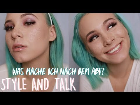 WAS ICH NACH DEM ABI MACHE / Style & Talk / cute & rosy essence look