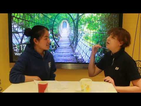 EF Qingdao Interview