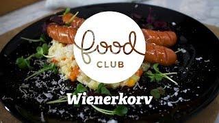 Wienerkorv med rotfruktsrisotto | Steg för steg | FoodClub