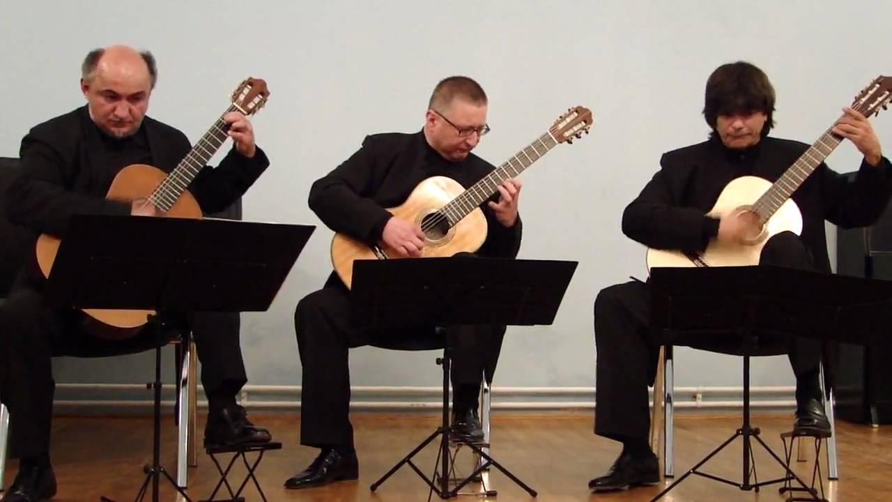 Zagrebacki Gitarski Trio Na Sveucilistu Kultura 057info Zadar