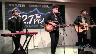 "Arkells - ""11:11"" - LIVE in The PEAK Lounge"