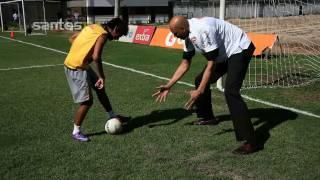 kareem abdul jabbar bate bola com neymar