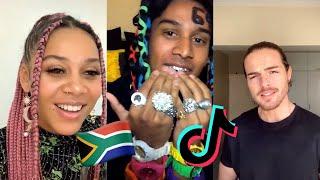 South African Tik Tok videos