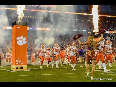 Clemson Tigers Pump-Up 2019-20 Season ''Unstoppable''