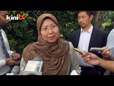 Fuziah: Shahrizat recycled burden for taxpayers