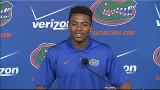Florida Football Weekly Press Conference 9-15-14