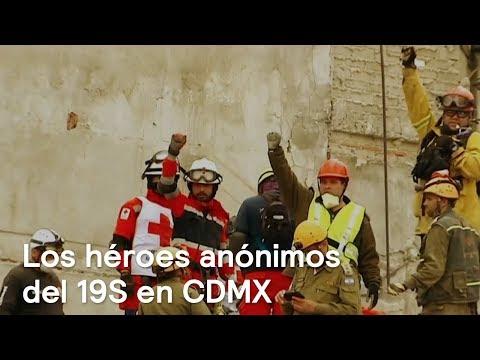 Los héroes anónimos del sismo del 19S en CDMX - Las Noticias con Danielle
