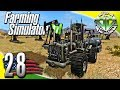 Farming Simulator 2017 Gameplay :EP28: Battle Tractor & Oil Field! (PC HD American Outback)