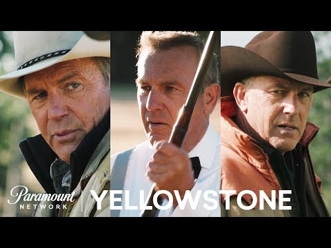 Kevin Costner's Best John Dutton Moments (Mashup) | Yellowstone