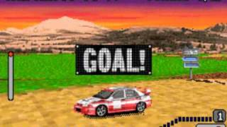 GT Advance 2: Rally Racing (GBA) - Gameplay