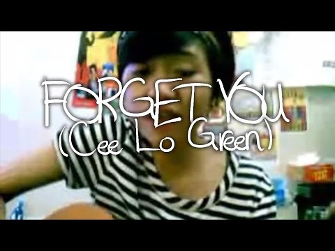 Forget You - Cee Lo Green - Tika Prasastya Acoustic Cover