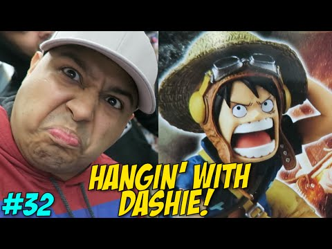 Hangin' With Dashie #32 [CLOSE DAT MOUF! EDITION]