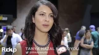 FuckUp Nights Tanya Hazal Kaysoydu
