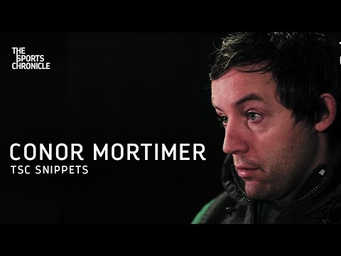 Conor Mortimer: Losing is Torture (Part 1 of 3)