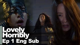 """Download Video Song Ji Hyo Unnie!!!!!! """"Let her go right this instant!!!"""" [Lovely Horribly Ep 1] MP3 3GP MP4"""