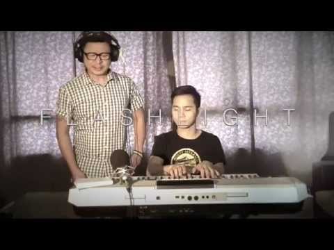Flashlight - Jessie J (Cover by Bernard Laimen Micheal Feat. Hary Nianti)