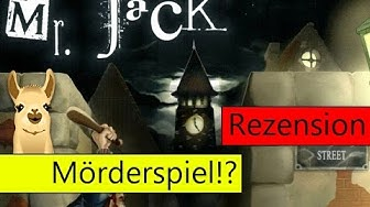 Mr. Jack (Brettspiel) / Anleitung & Rezension / SpieLama