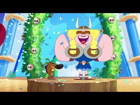 Zig & Sharko - Viking Love  (S03E17) _ Full Episode In HD