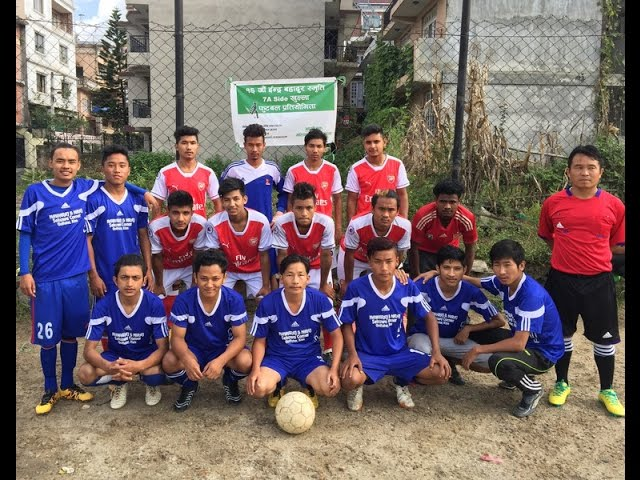 Hukwa Team Vs Milansar Team Friendly match (???????? ?????) 2073