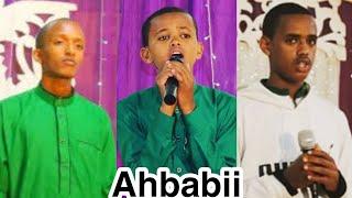 Gamada - Ahbabii ft Seraan & Gaddisa (official video)