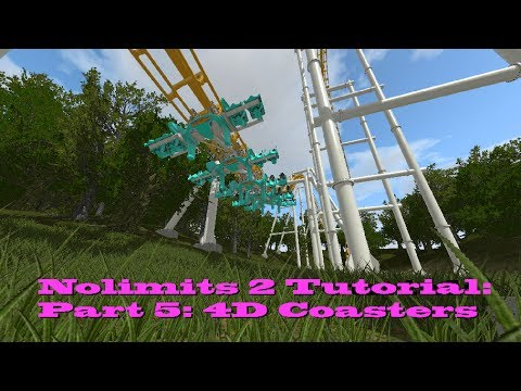 NoLimits 2 - Roller Coaster Simulation - Resources
