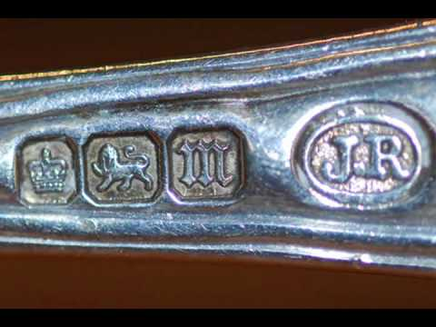 The Incomplete Guide to Silver Hallmarks
