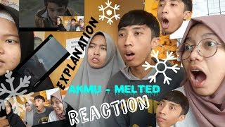 Video Akdong Musician (악동뮤지션) - Melted (얼음들) [MV Reaction] download MP3, 3GP, MP4, WEBM, AVI, FLV Juni 2018