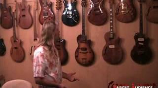 Luthier Interview In His Custom Guitar Shop Cherokee Guitar Works In Woodstock, Ga