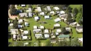 Camping De Bosrand Ermelo vanuit de lucht