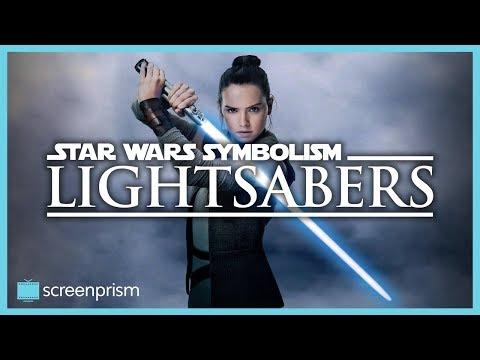 Star Wars Symbolism: Lightsabers