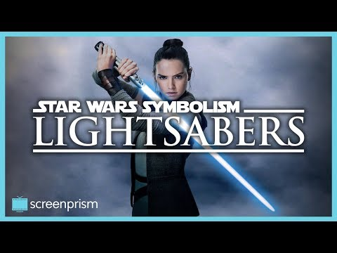 Star Wars Symbolism: Lightsabers