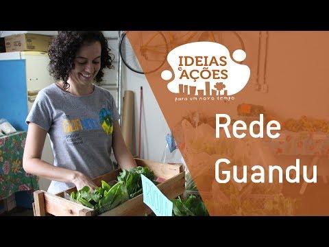 Rede Guandu - Ideias e Ações para Um novo tempo