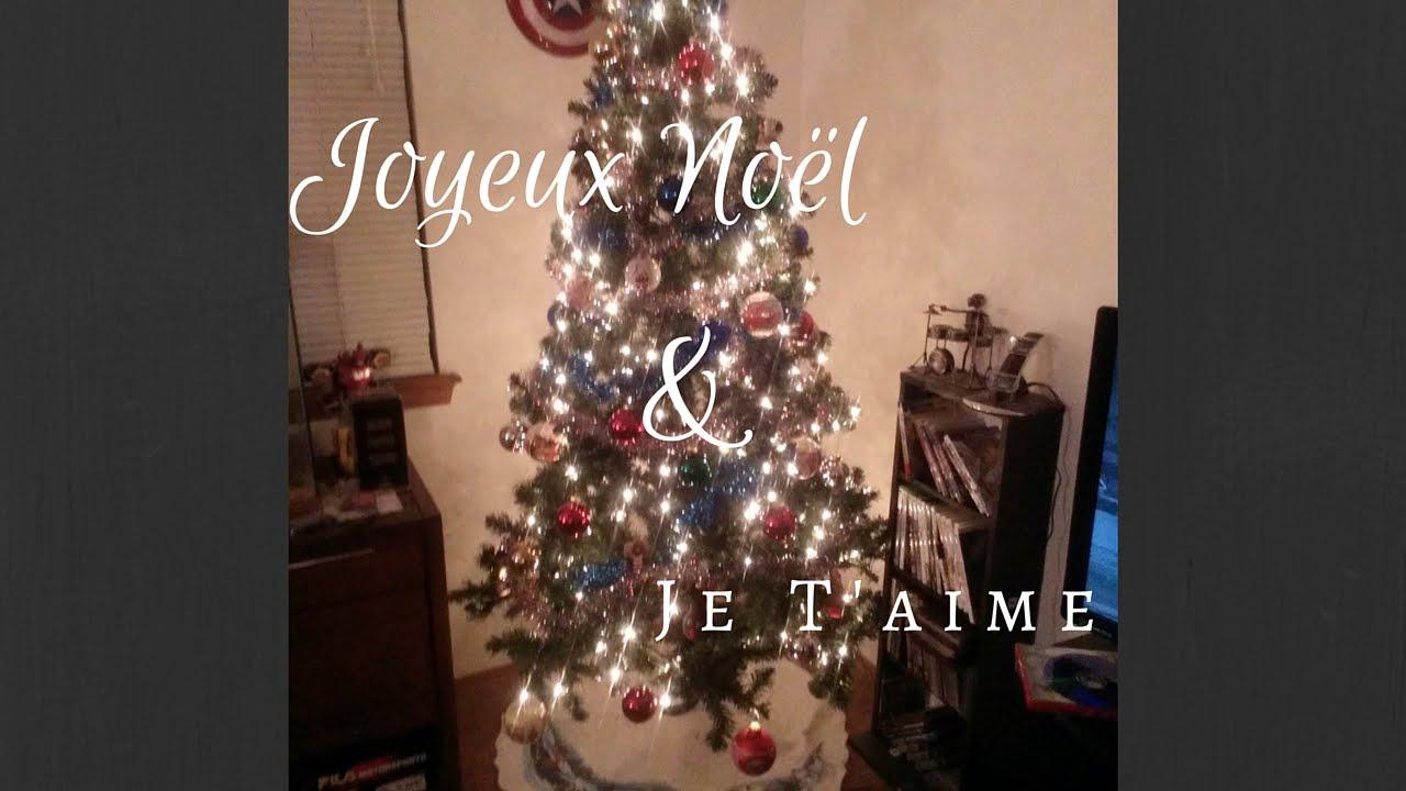 Joyeux Noël Et Je Taime