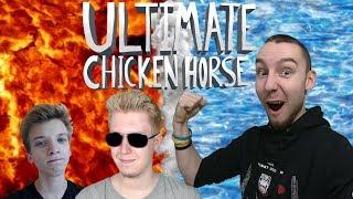 OGIEŃ I WODA | ULTIMATE CHICKEN HORSE #12