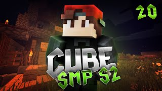 Minecraft Cube SMP! S2E20 - Business Partners!