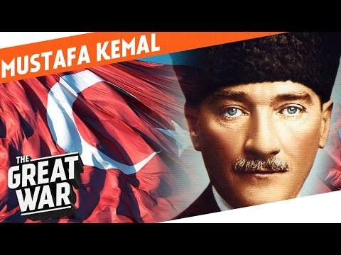 Defender Of Gallipoli - Mustafa Kemal Atatürk I WHO DID WHAT IN WORLD WAR 1?