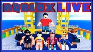 Roblox Live Stream Game Requests - GameDay Thursday 49