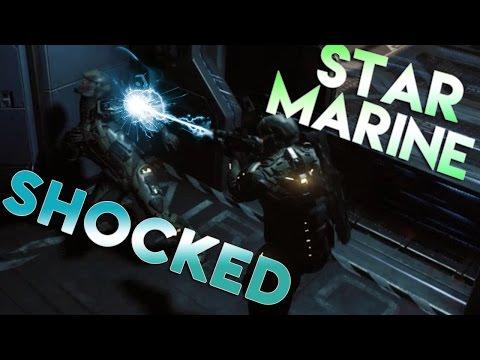 Star Citizen 2.6 Star Marine - SHOCKED - Part 2 (Star Marine Gameplay)