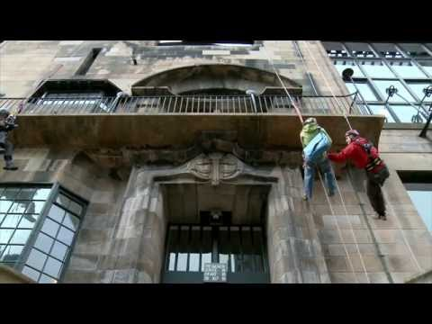 2/2 Glasgow School of Art  Climbing Great Buildings