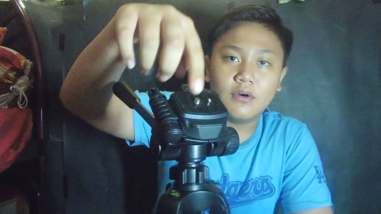 Unboxing And Riview Tripod Excell Promos Akhirnya