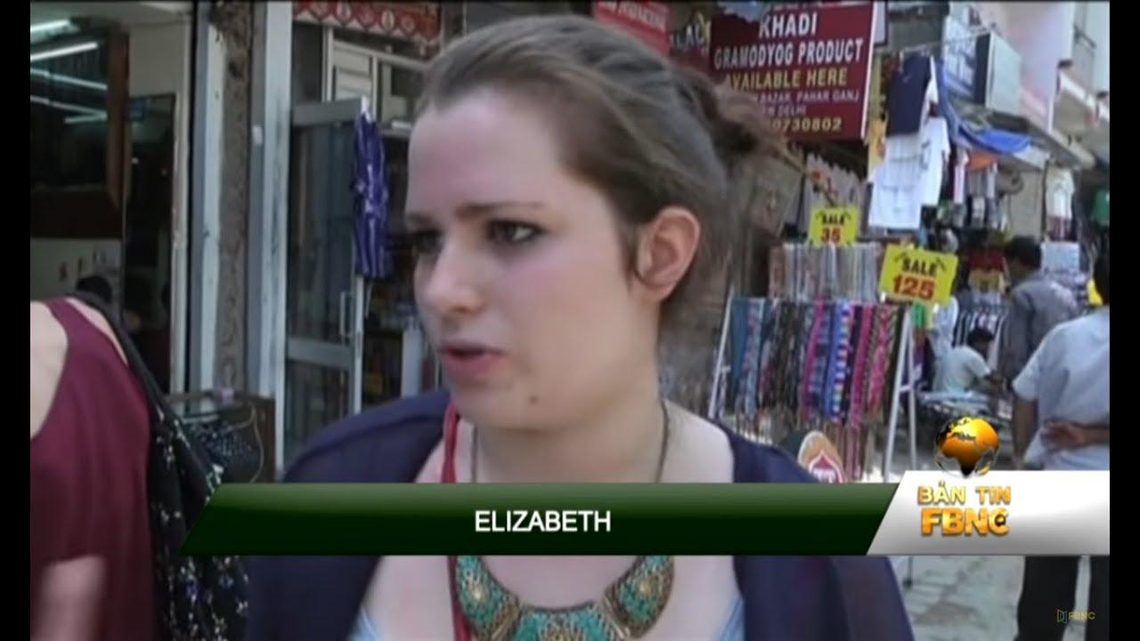 Du khách nước ngoài sợ đến Ấn Độ một mình | FBNC TV